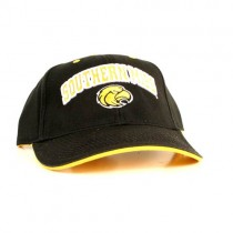Southern Miss Caps - Black Moonrunner Caps - 2 For $10.00