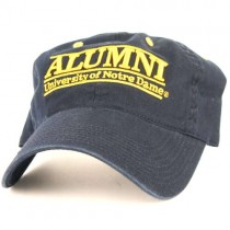 Notre Dame Blue Alumni Fan Hats $5.00 Each
