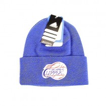 Los Angeles Clippers Merchandise - Blue Classic Cuffed Knits - 12 For $60.00