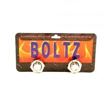 Boltz - Billy Bob Merchandise - License Plate Fastener Set - 12 Sets For $24.00