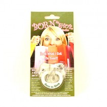 Wholesale Pacifiers - Billy Bob Born To Shop Pacifiers - 12 For $12.00