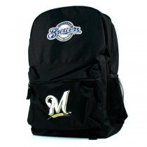 Milwaukee Brewers Backpacks - Full Sized Sprinter Style - 2 For $15.00