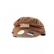 New York Giants Caps - Brown Ladies Fashion Caps - 2 For $15.00