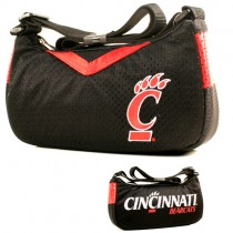 Cincinnati Bearcats Purses - Jersey Hobo V Style - 4 For $20.00