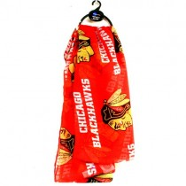 Chicago Blackhawks Scarf - Infinity Scarf - 12 For $102.00
