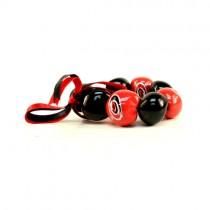 Carolina Hurricanes Bracelets - KuKui Bracelets - 12 For $24.00