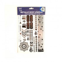 Opportunity Buy - Montana Grizzlies Tattoos - 2Pack Body Jewelry - 12 Sets For $24.00