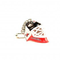 Carolina Hurricanes - Goalie Mask Style Keychains - 12 For $12.00