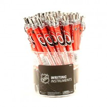 Carolina Hurricanes Pens - 48Count Pen Display - $36.00 Per Display