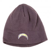 Overstock - San Diego Chargers Beanies - YOUTH Classic Navy Blue Beanies - 12 For $48.00