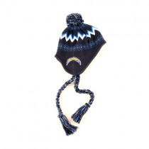Overstock - Los Angeles Chargers Knits - Infant Mongolian Beanies - 6 For $24.00