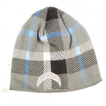 Overstock - San Diego Chargers Beanies - Plaid GameDay Beanies - 12 For $60.00