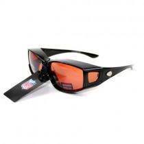 Kansas City Chiefs Sunglasses - Large OTGMaxx Shields - 2 For $10.00