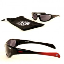 Total Blowout - Kansas City Chiefs Sunglasses - QUAKE Style - KIDS - With Sunglass Bag - 12 Pair For $36.00