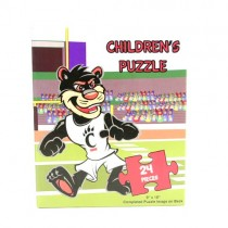 Great Buy - Cincinnati Bearcats - 24PC CHILDRENS Puzzles - 12 For $24.00