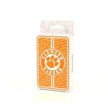 Clemson Tigers Merchandise - Playing Cards - 12 Decks For $18.00