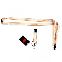 Clemson Tigers Lanyards - The ULTRA TECH Series - 12 For $30.00