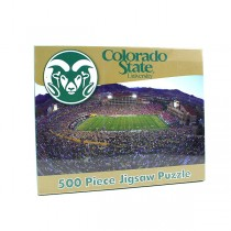 Colorado State Puzzles - 500CT Stadium Style Jigsaw Puzzle - 12 For $30.00
