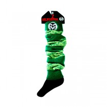Colorado State Rams Merchandise - Leg Warmers - 12 Sets For $48.00