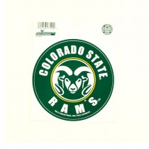 Special Buy - Colorado State Decals - ROUND Style Decal - 12 For $18.00