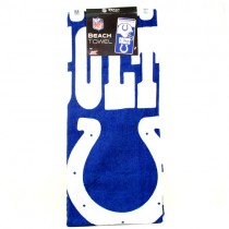 Indianapolis Colts Beach Towels - Full Size - $8.50 Each