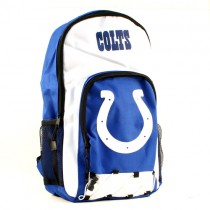 Indianapolis Colts Backpacks - Echo Bungi Style - 6 For $84.00