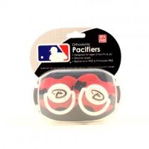 Closeout - Arizona DBacks Merchandise - 2Pack Pacifier - $3.00 Per Pack