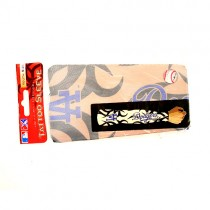 Los Angeles Dodgers Baseball - Arm Tattoo Sleeve - YOUTH Size - 12 For $18.00