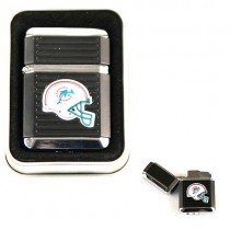 Miami Dolphins Lighters - GLOW LOGO - NFL Lighters - $6.50 Each