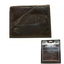 Anaheim Ducks Wallets - BROWN Tri-Fold Leather Wallets - $7.50 Each