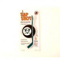 Special Buy - Anaheim Ducks Toothbrush - Hockey Stick Style - 24 For $24.00