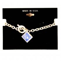Duke Bracelets - Metal Linked Bracelets - 12 For $36.00