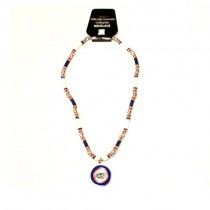 """Florida Gators Necklaces - 18"""" Natural Shell With Pendant - 12 Necklaces For $78.00"""