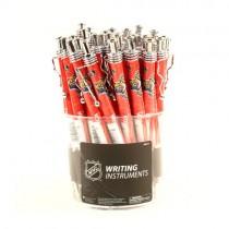 Florida Panthers Pens - 48Count Pen Display - $36.00 Per Display