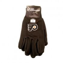 Philadelphia Flyers Gloves - Solid Black - $3.50 Per Pair