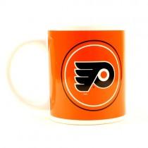 Philadelphia Flyers Mugs - 11OZ White Handle Coffee Mugs - 4 For $20.00