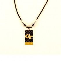 Georgia Tech Necklaces - Diamond Plate - $3.50 Each