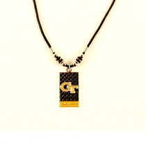 Georgia Tech Necklaces - Diamond Plate - 12 For $39.00