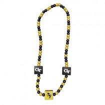 Georgia Tech Necklaces - Wood England Style - $3.00 Each