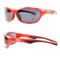 Georgia Bulldogs Sunglasses - Cali Style ACTIVEWRAP02 - $6.00 Per Pair