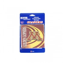 Total Blowout - Minnesota Gophers Coasters - 6Pack Perfboard Euro Style Coaster Sets - 24 Sets For $12.00