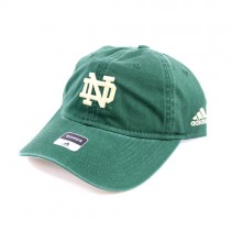 Notre Dame Caps - Green Womens Caps - 2 For $10.00