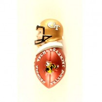 Georgia Tech Magnets - Magnet Man - Resin Football Magnets - 24 Magnets For $24.00