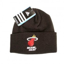 Miami Heat Merchandise - Black Classic Cuffed Knits - 12 For $60.00