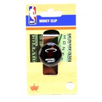 Miami Heat Money Clips - The DOME Style - 12 For $24.00