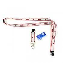 Miami Heat Lanyards - The ULTRA TECH Style - 12 For $30.00