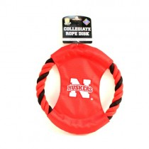 Nebraska Huskers Dog Toys - The ROPE Toy - 12 For $54.00