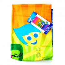 "Disney - Inside Out Beach Towel 28""x58"" - 12 For $36.00"