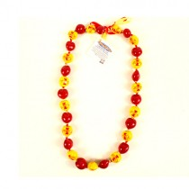 """Iowa State Necklaces - 18"""" KuKui Nut Necklaces - $5.00 Each"""