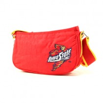 Style Change - Iowa State Purses - Red.Yellow - Moonrunner Style Purse - 2 For $15.00